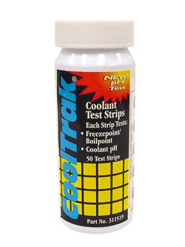 Glycol Test Strips